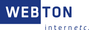 Webton logo